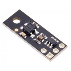 QTR-MD-01RC Reflectance Sensor: 1-Channel, 7.5mm Wide, RC Output