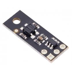 QTR-MD-01A Reflectance Sensor: 1-Channel, 7.5mm Wide, Analog Out