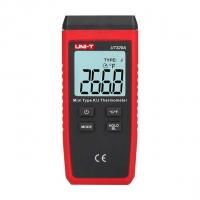 Termometro digitale portatile per termocoppie tipo K e J