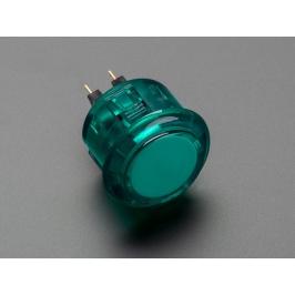 Arcade Button - 30mm Translucent Green
