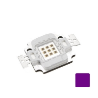 LED Grow 10 W Ultravioletto