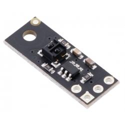 QTRXL-MD-01RC Reflectance Sensor: 1-Channel, 7.5mm Wide, RC Outp