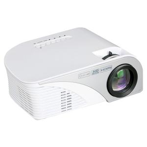 Videoproiettore a LED 16:9 HDMI, VGA, AV, USB
