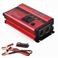 Power Inverter 600W 12V 220V - 4 USB