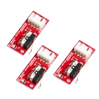 Mechanical endstop PCB ( set of three pieces )