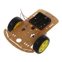 kit Sodial (R) battery box wst motore intelligente robot auto te