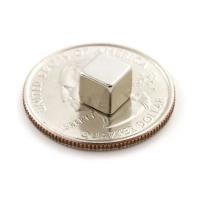 """Magnet Square - 0.25"""""""