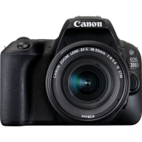 Canon EOS 200D Reflex KIT con EF-S 18-55mm f/4-5.6 IS STM