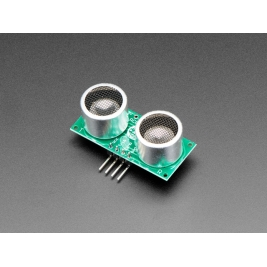 Ultrasonic Distance Sensor - 3V or 5V - HC-SR04 compatible