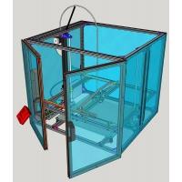 Box in Plexiglass per stampante 3D4040