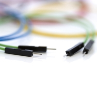 """Jumper Wires Premium 6"""" Mixed Pack of 100"""