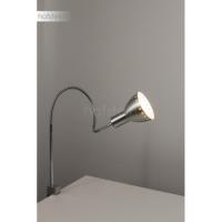 Lampada da tavolo Honsel Pittsburgh Cromo, Alluminio, 1-Luce
