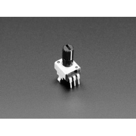 Potentiometer with Built In Knob - 10K ohm