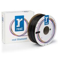 PLA Matte filament Black 2.85 mm / 0.5 kg Real