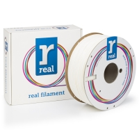 ABS Plus filament White 1.75 mm / 1 kg Real