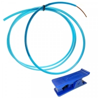 Official Capricorn TL 1 Meter PTFE tubing for 2.85 mm w/ Cutters