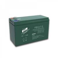 Batteria FAAM 12V 4.0 Ah FTS AGM piastra piana