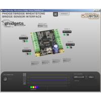 FlowBotics App for Phidgets Wheatstone Bridge Sensor Interface