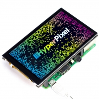 Pimoroni HyperPixel 4.0 with Touch