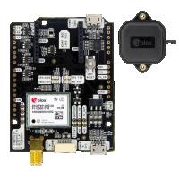 simpleRTK2B - Basic Starter Kit IP67 with Headers