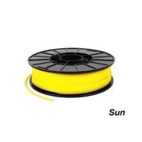 NinjaTek SemiFlex Cheetah 3D TPU filament - Yellow (Sun) 2.85 mm