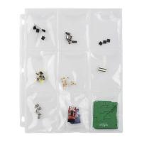 "Binder Page - Small Parts Storage (8.5x11"")"