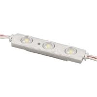 Modulo 3 LED Bianchi ad Alta Luminosità - 12V