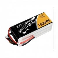 TATTU 12000 mAh 22.2V 15/30C 6S1P LiPo Battery Pack