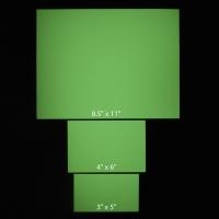 "Photoluminescent Panel - 3x5"""