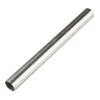 """Tube - Stainless (1""""OD x 10""""L x 0.88""""ID)"""