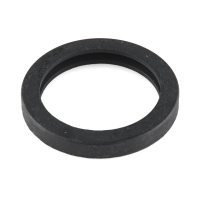 """Rubber Ring - 1.65""""ID x 1/8""""W"""