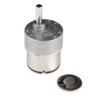Standard Gearmotor - 101 RPM (3-12V)