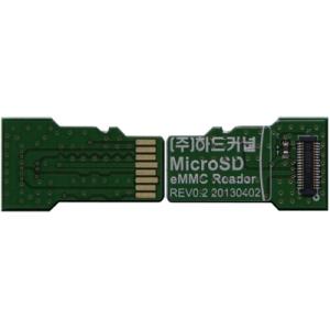 eMMC Module Reader Board for OS upgrade