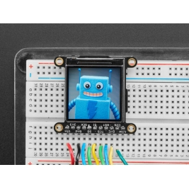 Adafruit 1.3 (inches) 240x240 Wide Angle TFT LCD Display with Mi