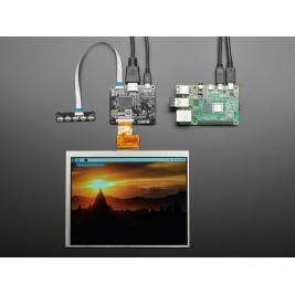 Pimoroni HDMI 8 (inches) IPS LCD Screen Kit - 1024x768