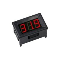 Mini Voltmetro da pannello 0-100 VDC
