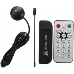 FM+DAB USB DVB-T RTL2832U+FC0013B(E4000)