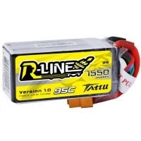 Batteria Lipo 4S 1550 mAh 95C - XT60 R-Line