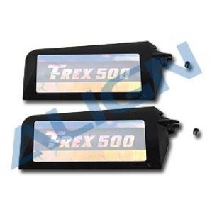 H50009 T Rex 500 Set Paletta (Flybar)