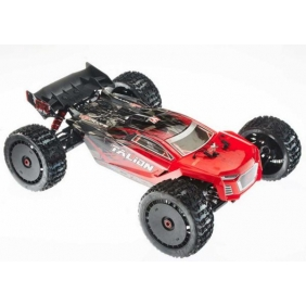 TALION 6S BLX Brushless Truggy 4WD RTR 1/8, Red Black