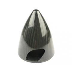 Ogiva carbonio bipala 89 mm