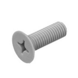 Viti nylon t-svas 4x10 mm (10 pz)