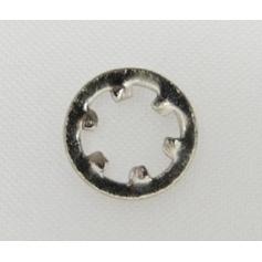 Rondelle dentellate interne 5mm (10 pz)