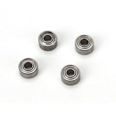 BLH1607 BLADE 450 - Cuscinetti 1,4x4x2 (4 pz)