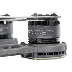 S800 EVO Part.3 motore 4114 PRO (supp. pale nero)