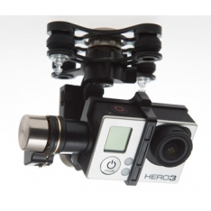 Zenmuse per GoPro H3-3D 3-ASSI per Phantom 2
