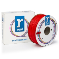 PLA Matte filament Red 2.85 mm / 0.5 kg Real