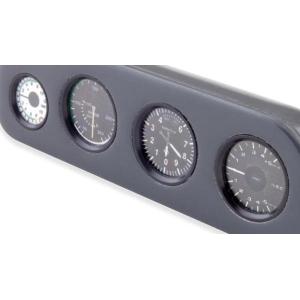 Set strumenti pannello posteriore aliante FOX scala 1:4