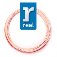 3D pen filament PLA Satin Salmon ( 10 m / 1.75 mm )