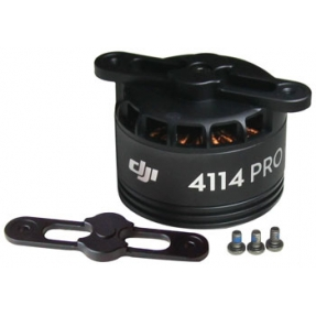 S1000 Premium 4114 Motor with black Prop cover